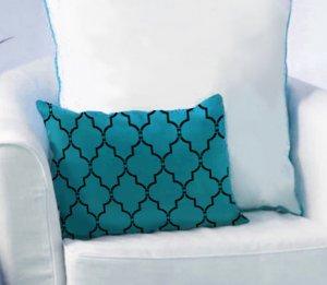 Craft Stencil Marrakech Trellis SM, Stencil for DIY furniture, pillows