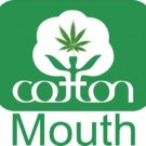 Cotton Mouth Marijuana shirts