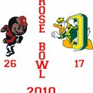 Rose Bowl, Ohio State, Oregon T-shirts
