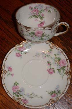 Haviland France Cup and Saucer