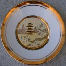 Chokin Plate Collection The Japanese Floral Calendar Spring Cherry Blossoms