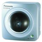 Panasonic remote video monitoring network camera Indoor Pan/Tilt, 2 Way Audio