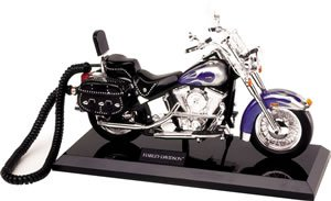 Heritage Softail Beep KNG America Harley Davidson motorcycle telephone