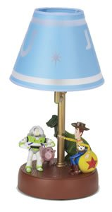 Telemania KNG America Disney Pixar Toy Story Talking animated lamp