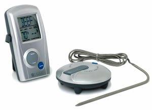 Oregon Scientific Wireless BBQ Thermometer AW129BLRS