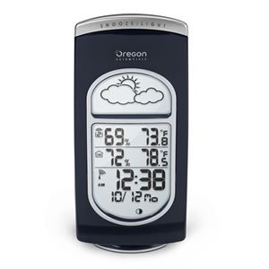 Oregon Scientific weather station forecast BAR638BLRBK