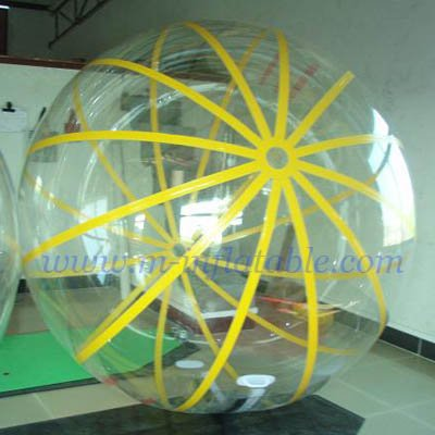 inflatable water walking ball, human spheres,walk on water ball, moon ball