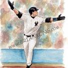 Aaron Boone Original Art