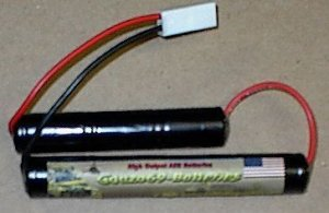 9.6 1150 NimH battery Airsoft