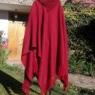 Beautiful Alpaca wool Poncho for lady
