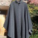 Alpaca fabric Cap - cloak