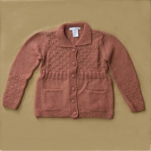 Lot of 10 sweaters for kids 6 buttons and pockets