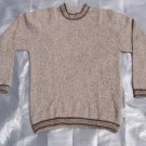 Lot of 10 alpaca wool sweaters for men