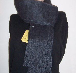 Lot of 10 fabulous scarves. Alpaca Camargo - Peru