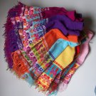 Lot of 10 Poncho for children 12-24 months