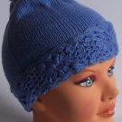 Lot of 10 hat for women crochet border beanie