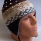 Lot 10 ear flap hat Adult size, Hat, cap, Alpaca Wool