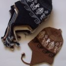 Lot 10 hat infant 3-6 months alpaca ear flap cap beanie
