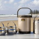 Thermos RPC-6000 2x3L & 6 Liter Thermal Cooker Vacuum Pot Non-Electric Slow Cooker Cook and Carry