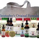 Dr. Christopher's Herbal Medicine First Aid Kit