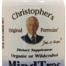 MindTrac Capsule 100 ct. - Dr. Christopher's Herbal