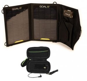 GOAL 0 ZERO Nomad 7 Solar & Rock Out Portable Speakers (19004)
