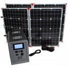 Lion Energy Portable Lithium Solar Generator Powerpack 1500
