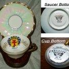 Goddelau Cup and Saucer