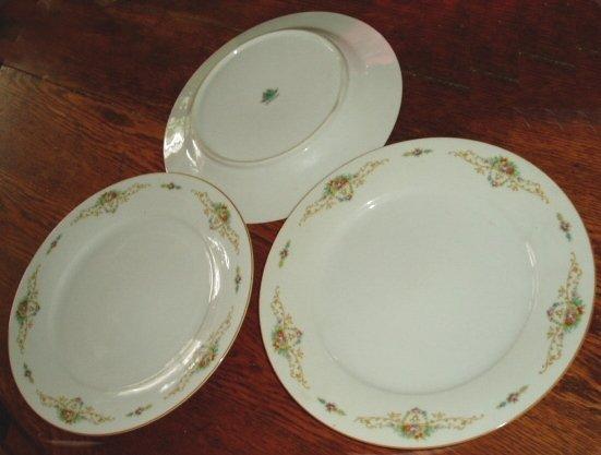 3, RC Nippon Toki Kaisha Plates
