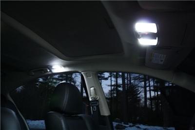 "Nissan Maxima 62-LED ""interior"" HID-KIT! 2009-2010 BODY"
