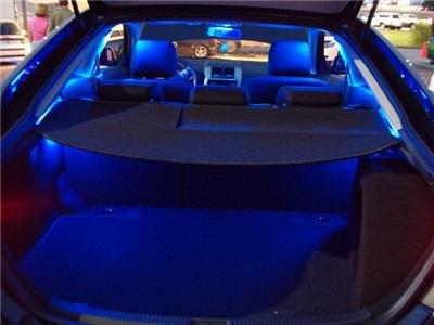 "SUPER-BLUE 92 LED ""Interior"" BULB KIT-Toyota Prius 2010"