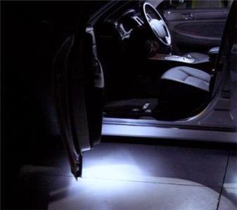 "LED ""Door/Puddle"" BULB KIT! Chrysler 300/300C 05-09 HID"