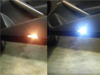 """Nissan Altima Coupe 148-LED """"interior"""" HID-KIT 08 09 10"""
