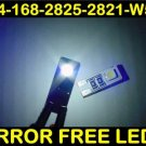 Error-Free WHITE LED BULBS! Mercedes R171 SLK55 AMG 194