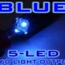 "Mazda 3 BLUE 37-LED ""Interior"" KIT!! 04-05-06-07-08-09"