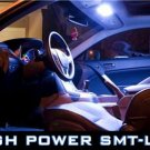 *241 SMT-LED BULB KIT! 2010 Hyundai Genesis COUPE HID-W