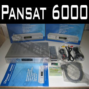 1 UNIT: Pansat 6000 Receiver/Recorder