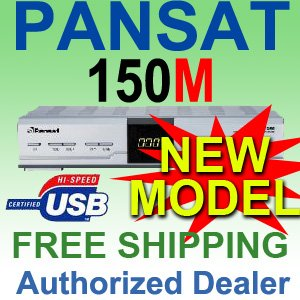 PANSAT 150M Receiver (SPECIAL PRICE, Retail $139.99)