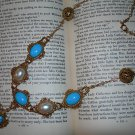 Vintage Masquerade Necklace