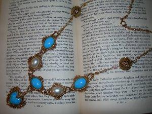 Vintage Masquerade Necklace