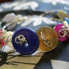 Button Cuff Bracelet