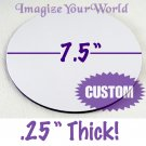 Custom MOUSE PAD - Style #2 - YOUR Photo or Design