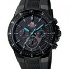 Casio Edifice EF552PB-1A2 Chronograph men's watch Black | wolfecouture