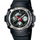 Casio G-Shock AW590-1A men's watch Black | wolfecouture