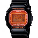 Casio G-Shock DW5600CS-1 Crazy Colors men's watch Black | wolfecouture