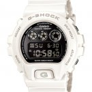 Casio G-Shock DW6900NB-7 Mirror Metallic men's watch White | wolfecouture