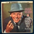 "FRANK SINATRA  "" Come Dance With Me ""   1959 LP"