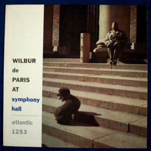 WILBUR De PARIS &quot At Symphony Hall &quot 1957 Jazz LP