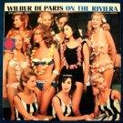 "WILBUR De PARIS  "" On The Riviera ""   1961 Jazz LP."