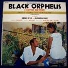 BLACK ORPHEUS   Orig, Soundtrack   1959 Vintage Jazz LP
